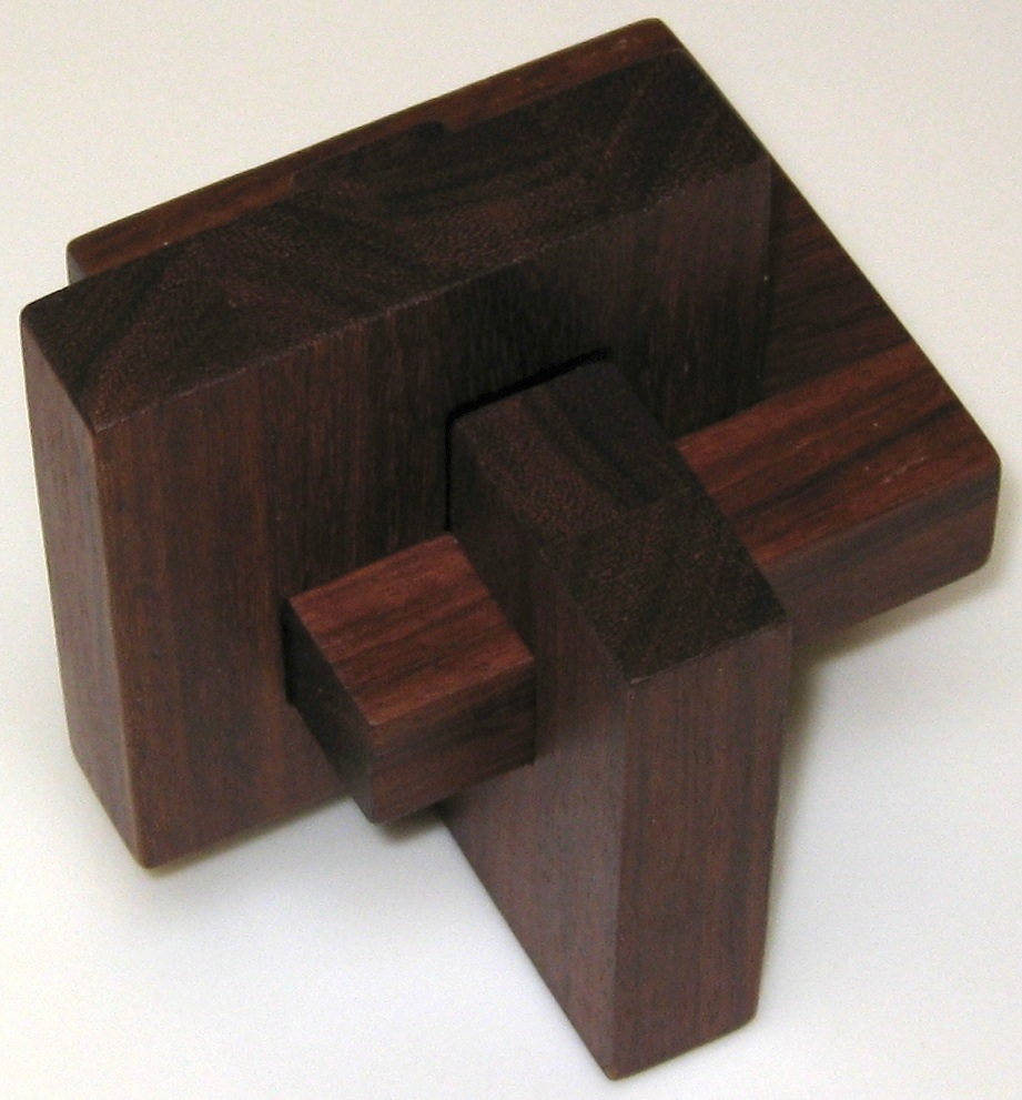 Wooden Puzzle Solutions 6 Pieces 3 Piece Wooden Puzzle Solution