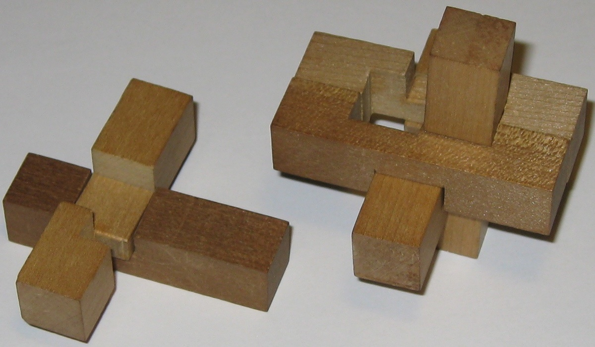 3 Piece Wooden Puzzle Solution – Wonderful Image Gallery