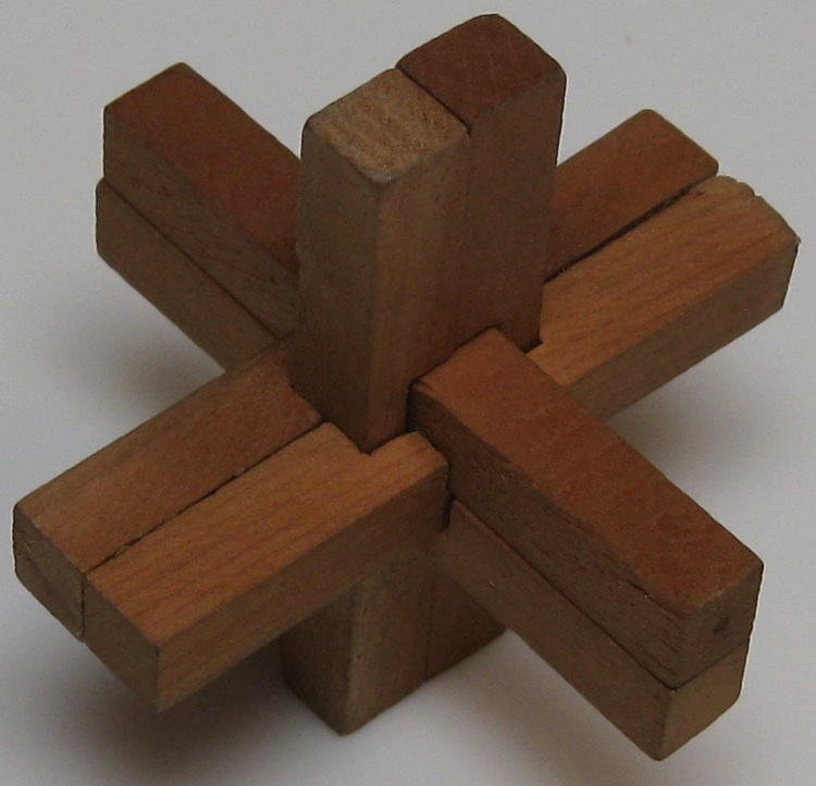 The Puzzle (a k a  Double Cross)