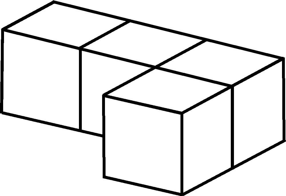 "Soma Cube"" - Copyright J. A. Storer"