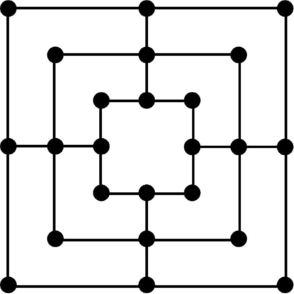 Nine Men's Morris | Board Game | BoardGameGeek