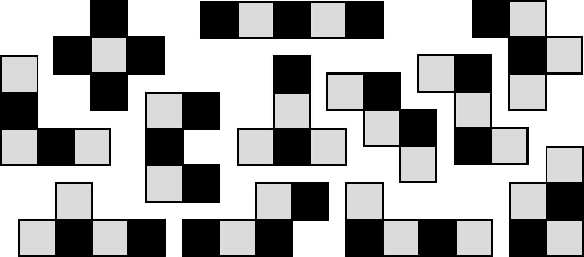 worksheet Pentominoes Worksheet pentominoes a k polyominoes copyright j storer storer