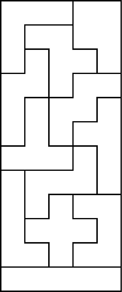picture relating to Pentominoes Printable titled Pentominoes (a.k.a Polyominoes)\