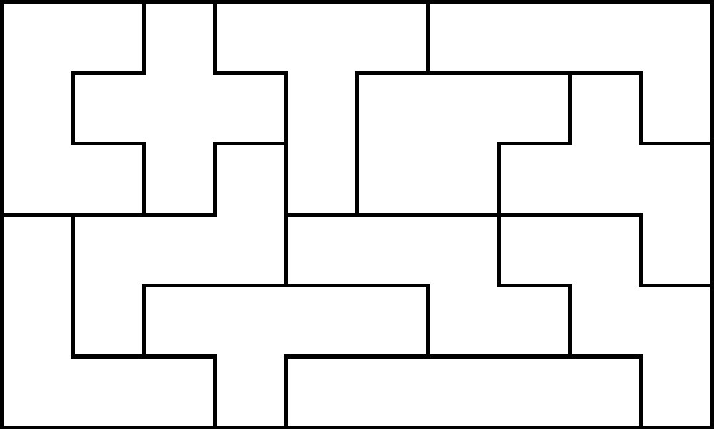graphic about Pentominoes Printable titled Pentominoes (a.k.a Polyominoes)\