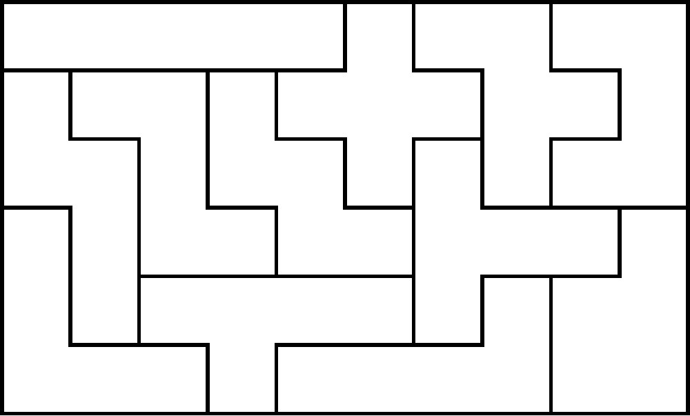 picture relating to Pentominoes Printable called Pentominoes (a.k.a Polyominoes)\