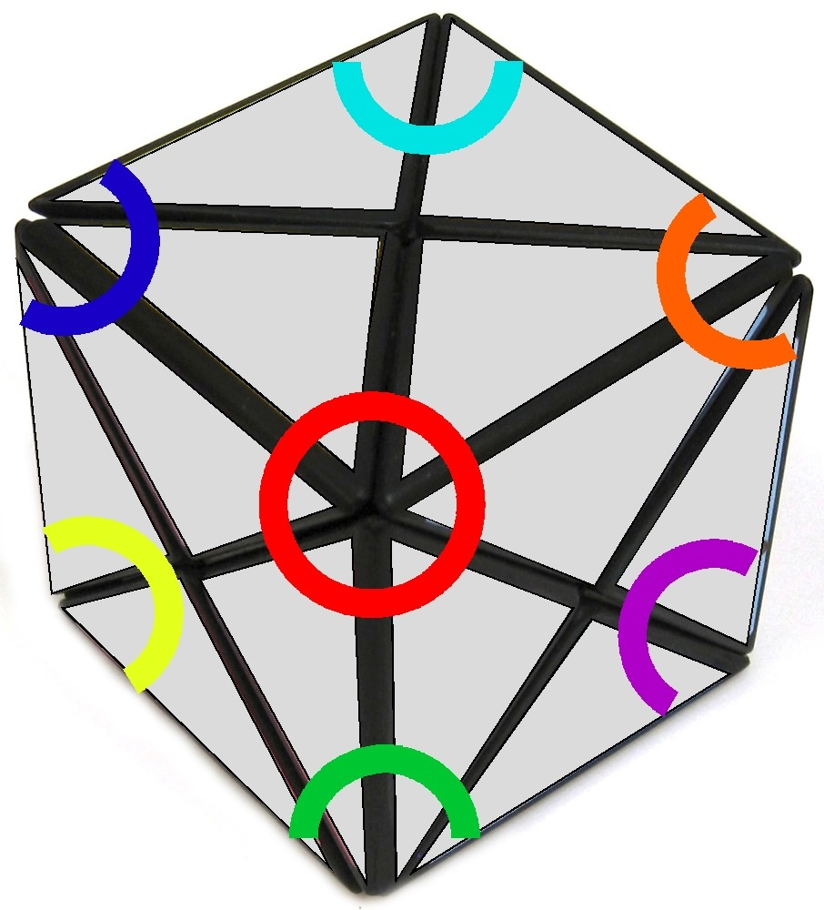 Cube Coloring Pages Coloring Pages of Rubik Cube