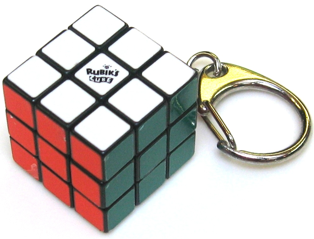 "Rubik's 3x3x3 Cube"" - Copyright J. A. Storer"