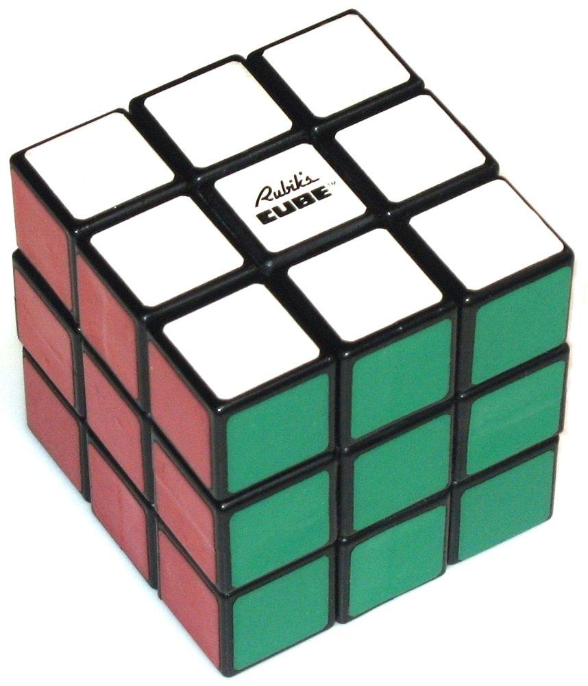 Rubik's 3x3x3 Cube