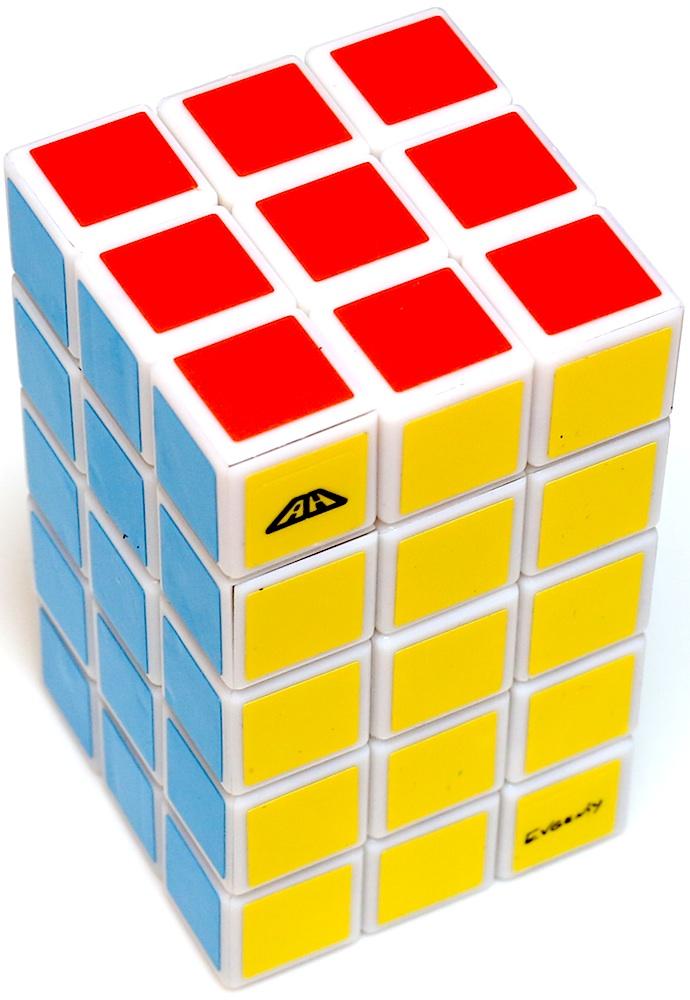 Rubik 3x3x5 copyright j a storer - Store banne 5 x 3 5 ...