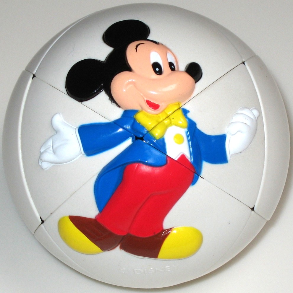 Meffert's Mickey / Donald Ball