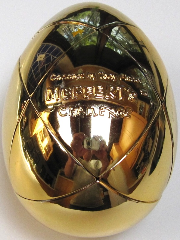 Quot Skewb Egg A K A Golden Egg Silver Egg Etc